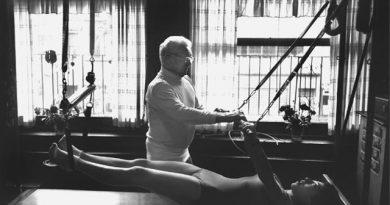 Como surgiu o Pilates?