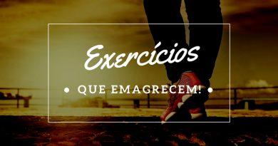 exercicios físicos que emagrecem