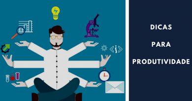 Dicas para aumentar sua produtividade