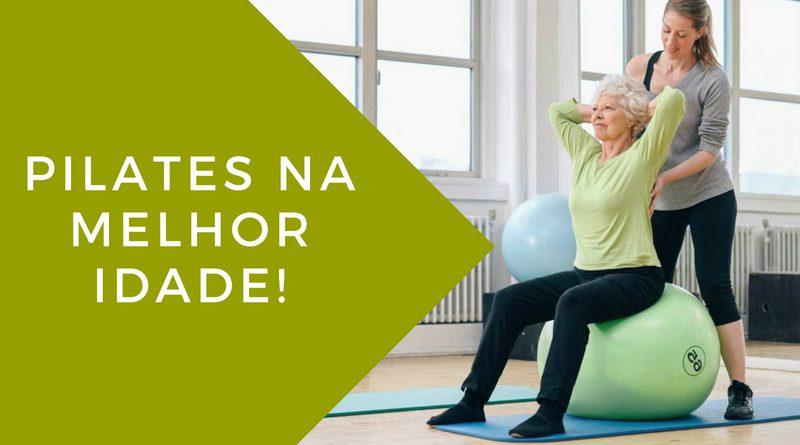 pilates na melhor idade