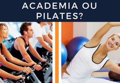 Pilates ou Academia – Qual devo escolher?