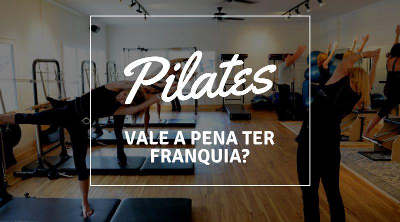 franquia de pilates