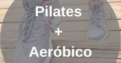 pilates e aeróbico