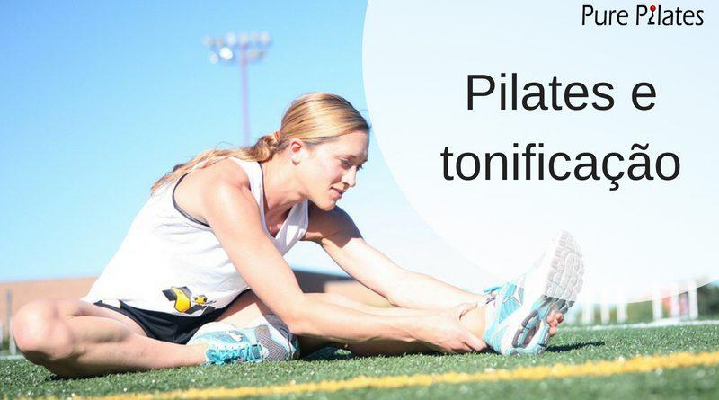 Pilates ajuda a tonificar os músculos