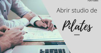 instrutor de Pilatespara abrir umstudio