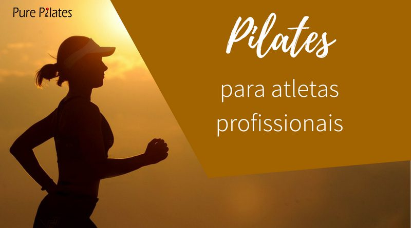 Pilates para atletas profissionais
