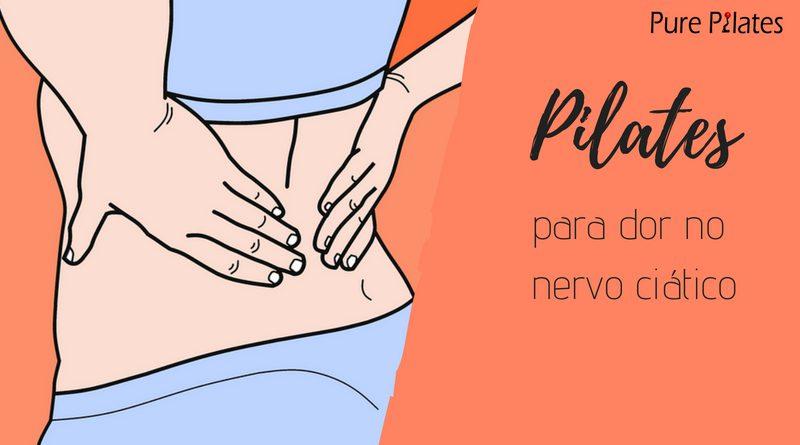 Pilates para dor no nervo ciático