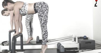 aula experimental de Pilates
