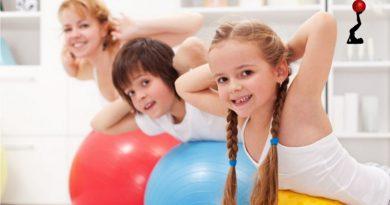 crianças podem fazer Pilates