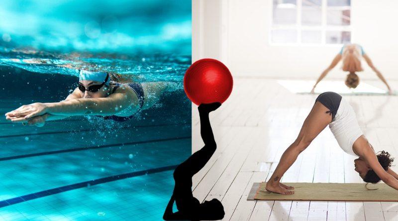 Nadar ou fazer Pilates? Qual emagrece mais?