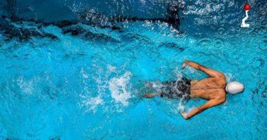 natação e o Pilates