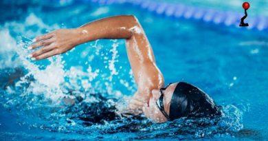 Pilates ou natação